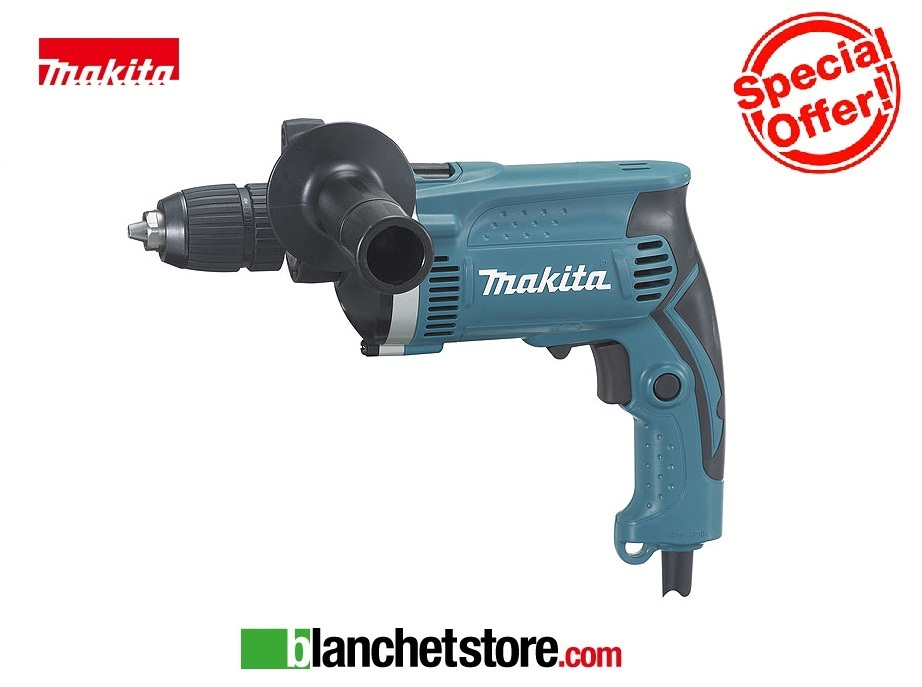 Trapano avvitatore Makita HP 1631 710 Watt d.13 mm reversibile
